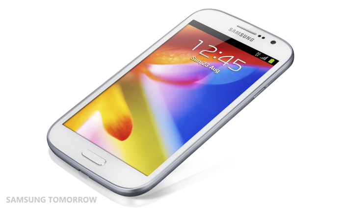 Samsung-Galaxy Grand GT-I9080 1