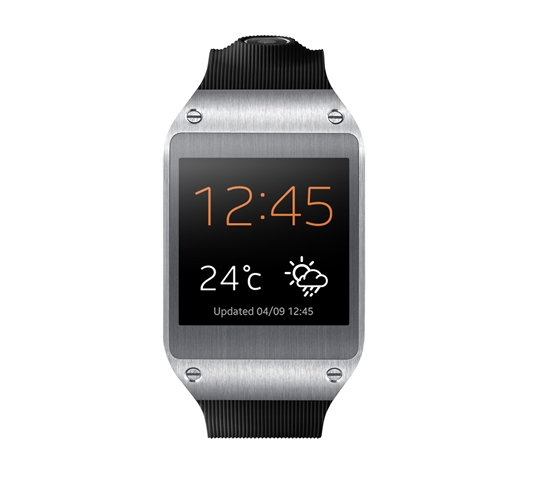 Samsung Galaxy Gear 01