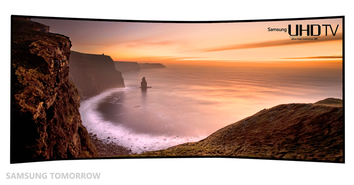 Samsung curved-UHD-TV 01 ces 2014