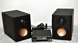 Scythe Kro Craft Speaker Rev B e Kama Bay AMP 2000 Rev. B