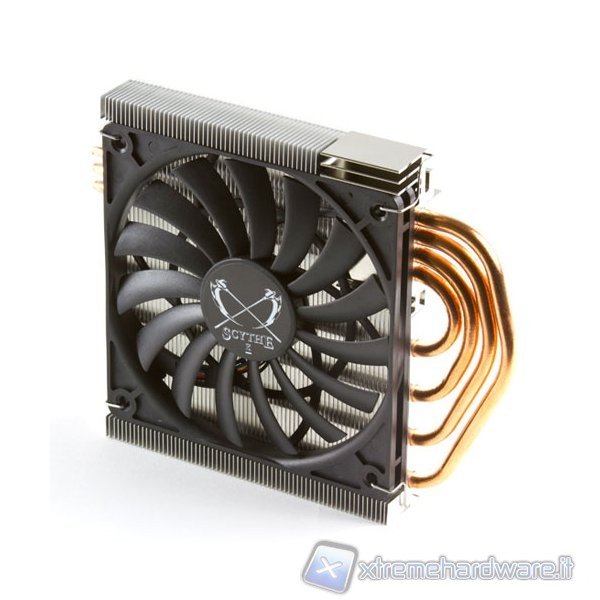Video card heatsink, Scythe Setsugen 2