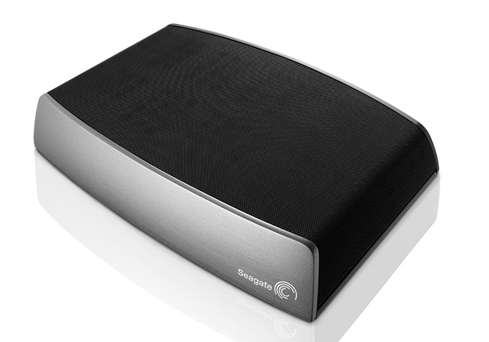 Seagate central storage shared