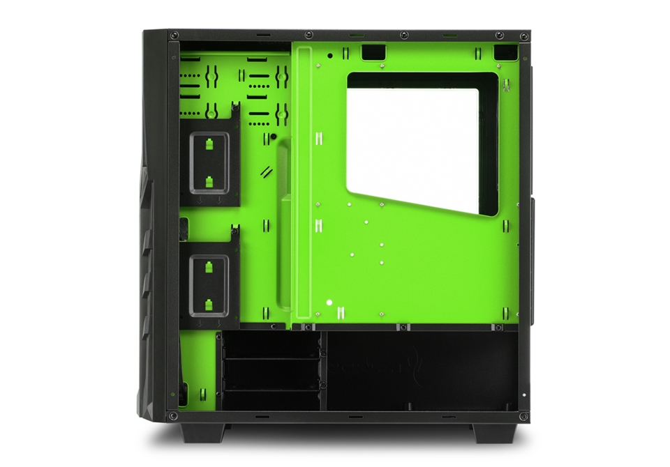 DG7000 Green 07 side right open