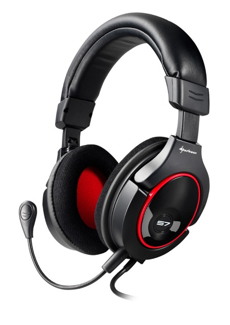 Sharkoon X-Tatic S7 un headset da 7.1 canali