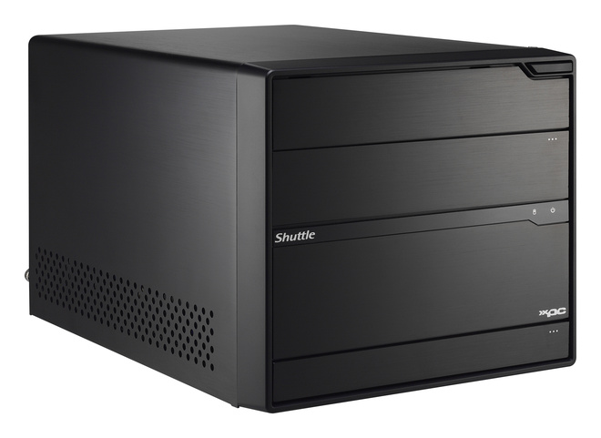 Shuttle: Mini-PC ad alte prestazioni con chipset X79 Express per processori Sandy Bridge-E