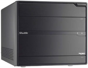 Shuttle XPC Barebone SZ68R5: CPU Intel Sandy Bridge e Chipset Z68