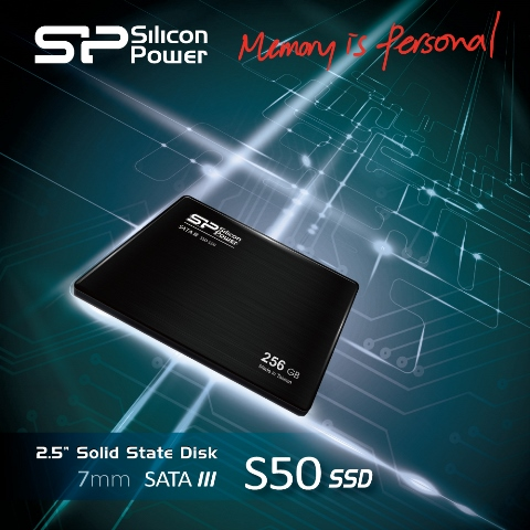 Silicon Power SSD Slim S50 01