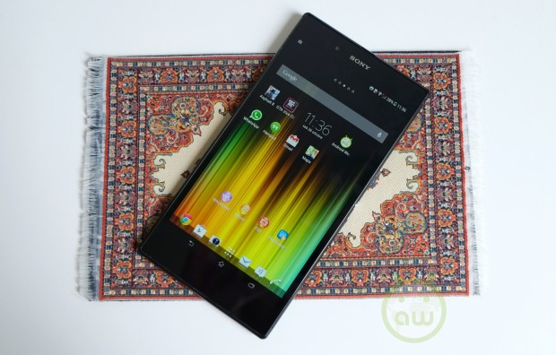 Arriva Sony Xperia Z Ultra WiFi, il phablet che si fa tablet