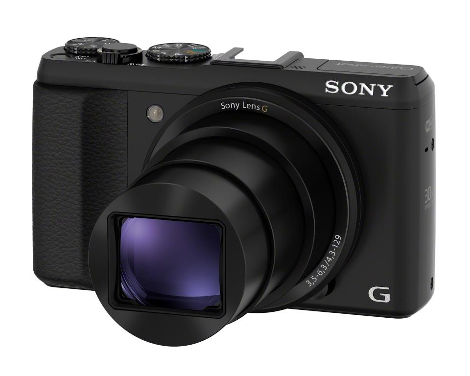 Sony DSC HX50 Black 01