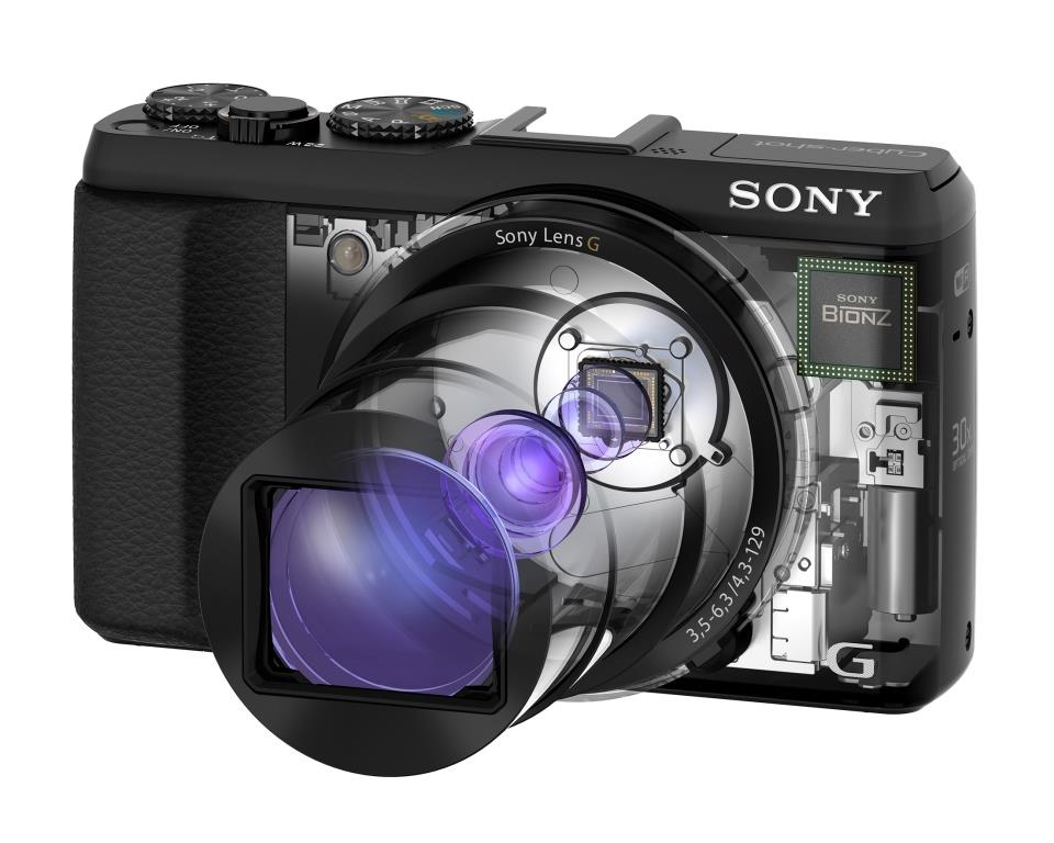 Sony DSC HX50 Black 02