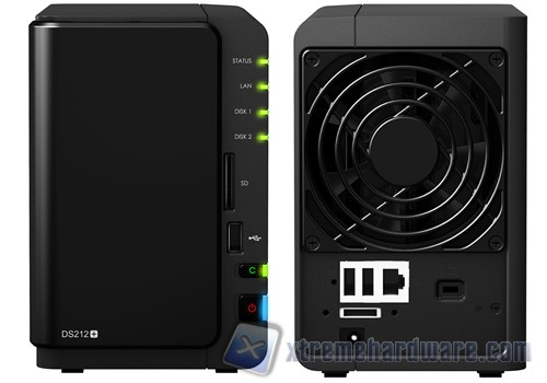 Synology DS212+: best buy a 2 bay