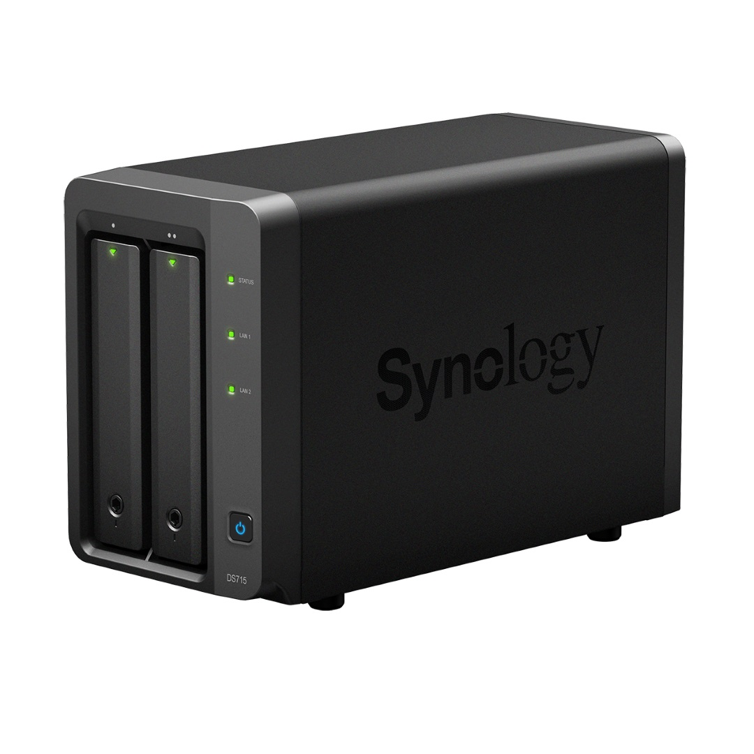 Synology introduce DiskStation DS715 e DS215+