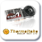 Recensione Thermaltake TMG ND1 VGA cooler