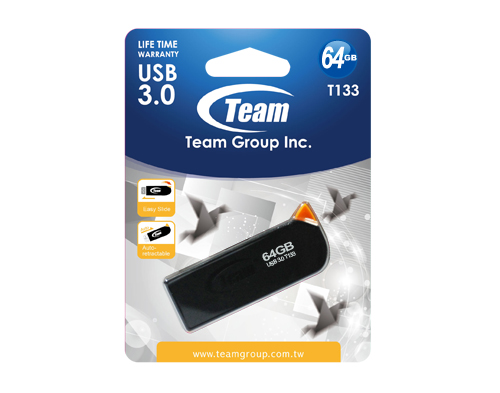 Team Group-UFD T133 with package