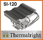 Recensione Thermalright SI-120