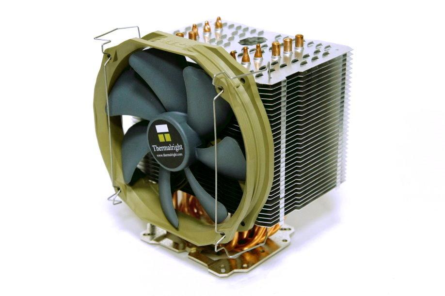 CPU cooler Thermalright HR-02 Macho