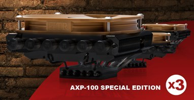 Thermalright presenta: APX-100 Black Limited Edition