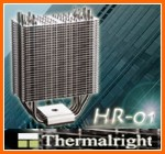 Recensione Thermalright HR-01