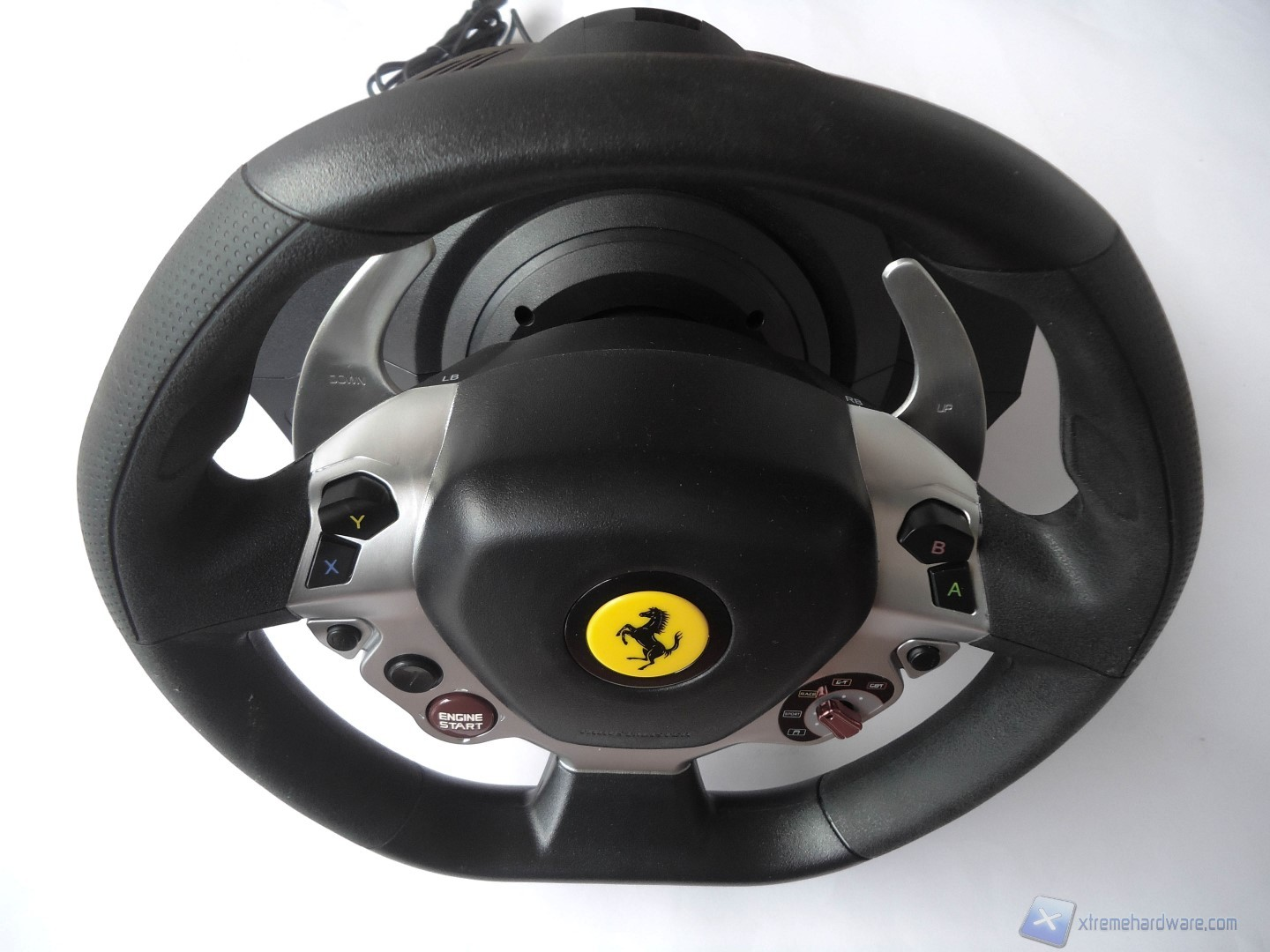 Thrustmaster TX Racing Wheel Ferrari 458 Italia Edition, Force Feedback Next-Gen