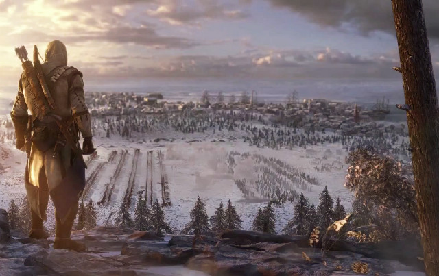 Assassin's Creed III arriverà il 22 novembre su PC