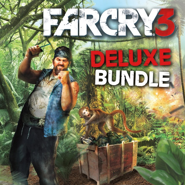 DLC Deluxe Bundle per Far Cry 3