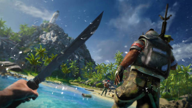 [PAX 2012] Far Cry 3 mostrato in 15 minuti di gameplay