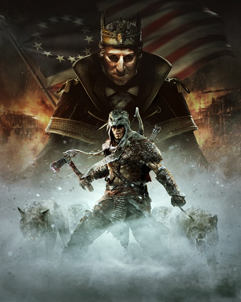 La Tirannia di Re Washington è il nuovo DLC di Assassin's Creed III