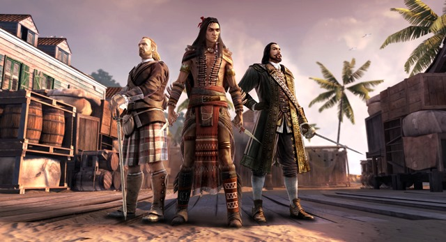 AC3 DLC Renders MP 01 Characters TeamImage