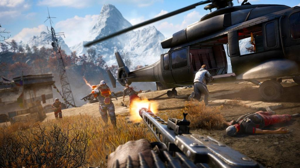 Disponibile il DLC Fuga da Durgesh per Far Cry 4