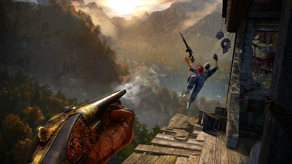 Per Far Cry 4 è disponibile il nuovo DLC Hurk Deluxe