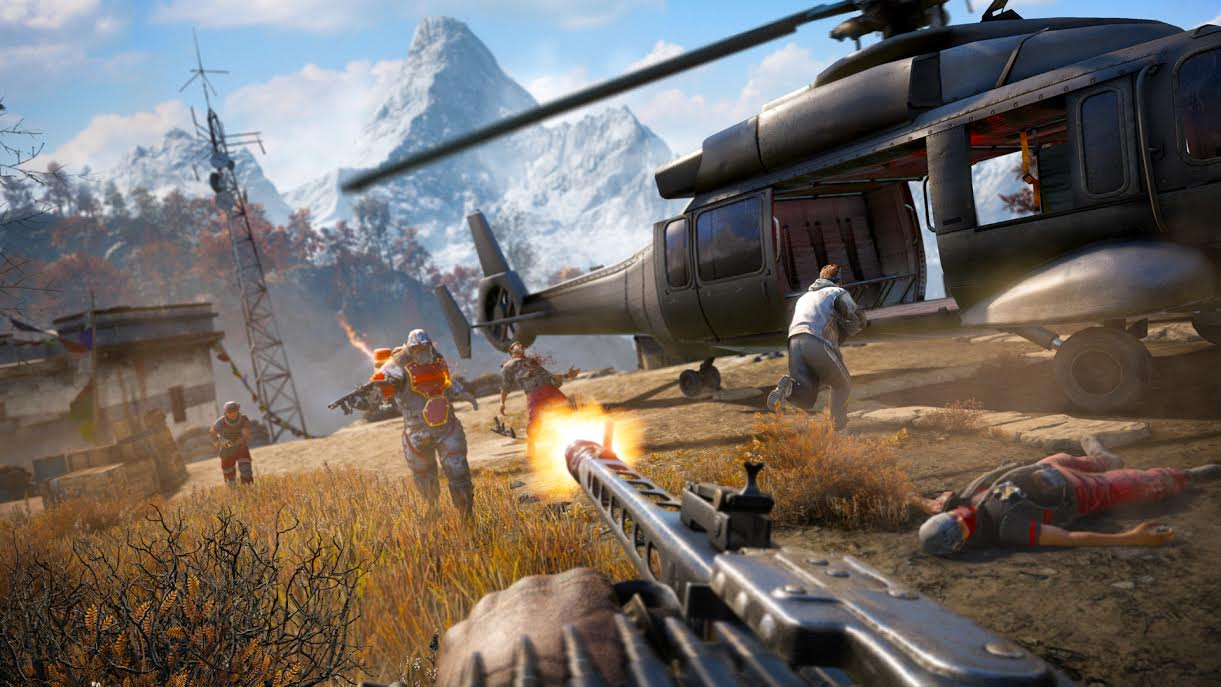 FarCry4 season pass