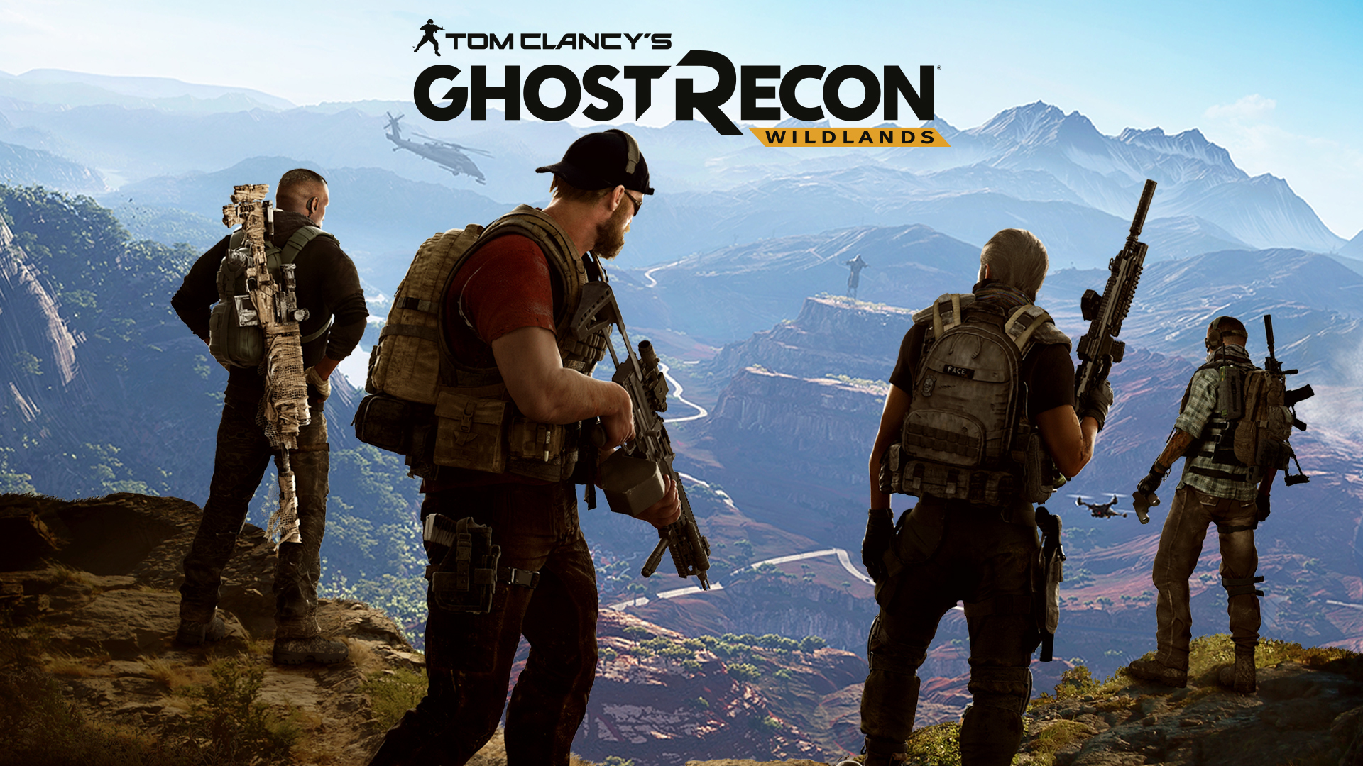 Tom Clancy's Ghost Recon Wildlands è ora disponibile