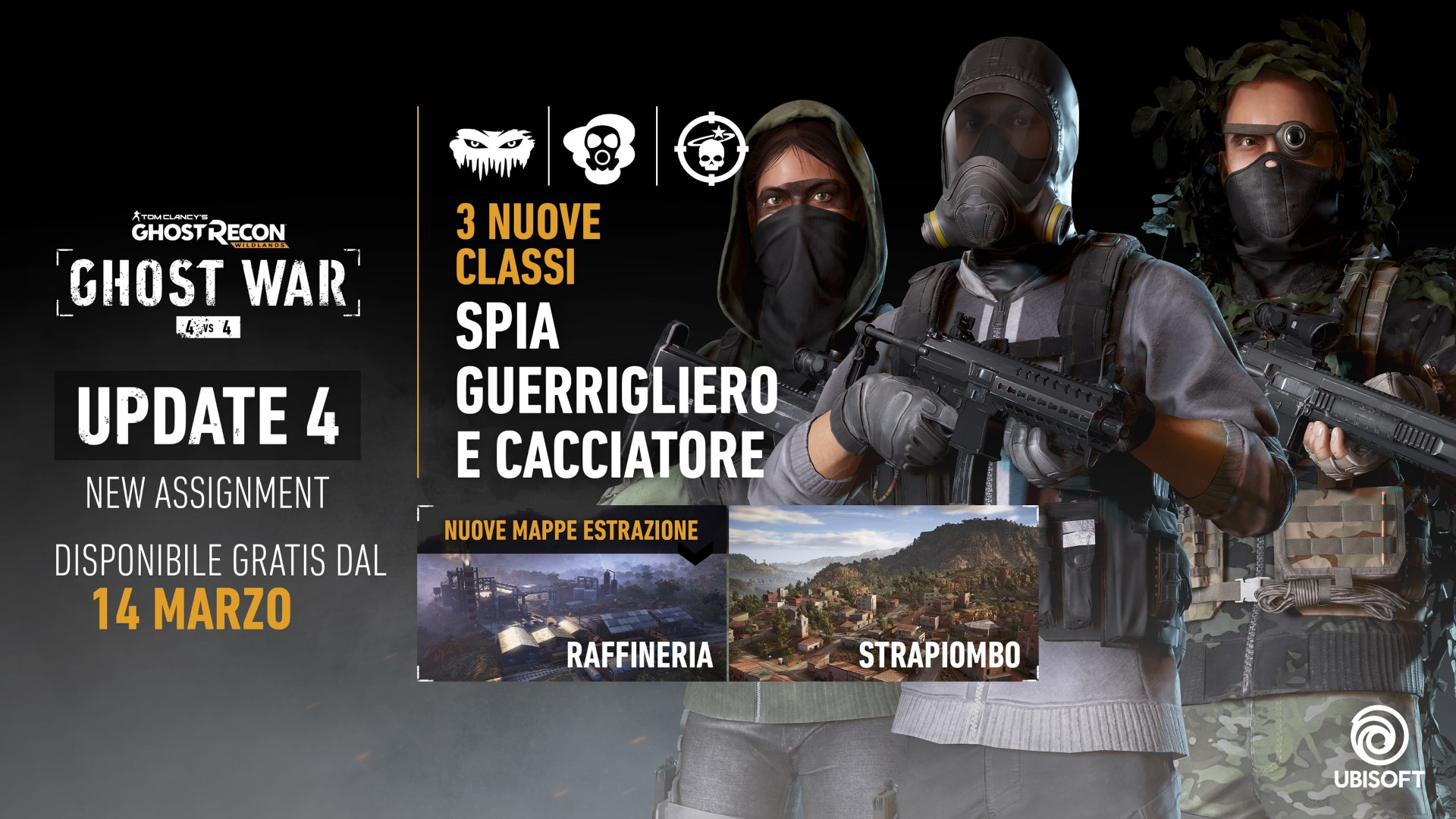 Ghost Recon Wildlands New Assignment
