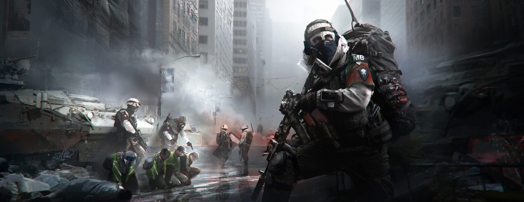 Ubisoft annuncia la Open Beta di Tom Clancy's The Division