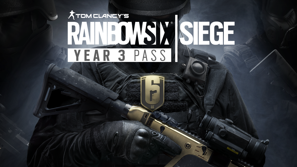 R6S 3 Years