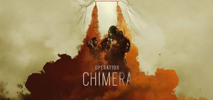 Test Server per l'Operazione Chimera di Rainbow Six Siege disponibili alle ore 19