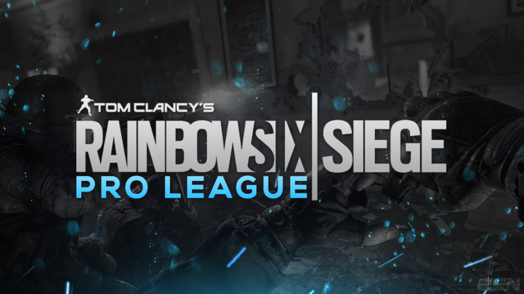 Rainbow Six Siege Pro League