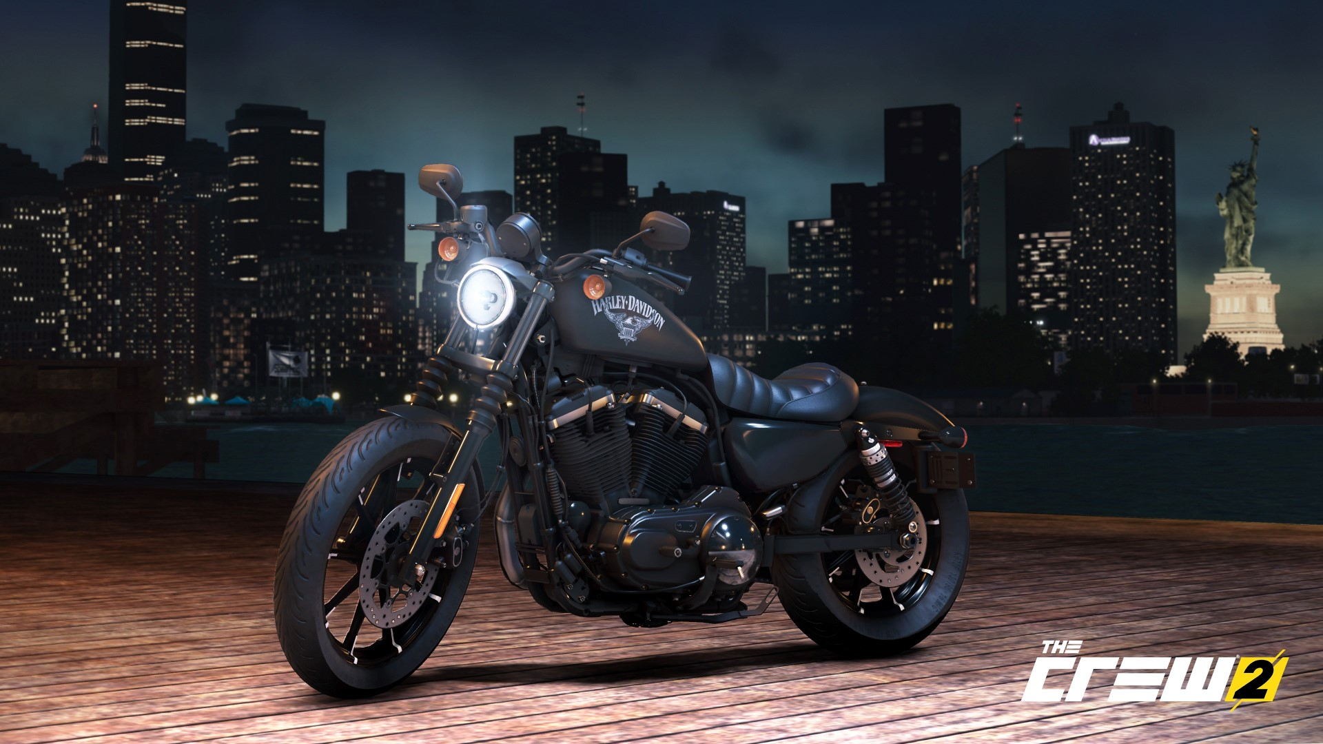 TC2 SCREEN harley