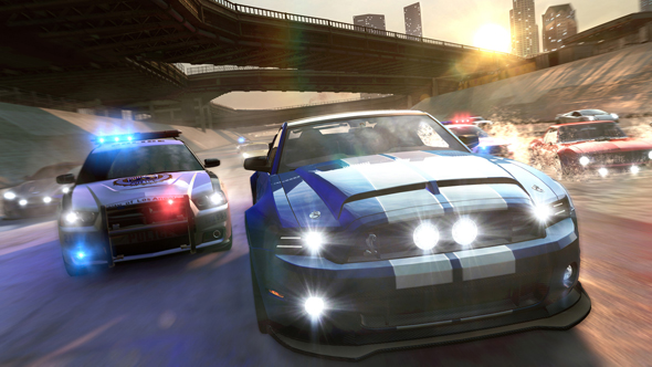 Ubisoft the crew offic