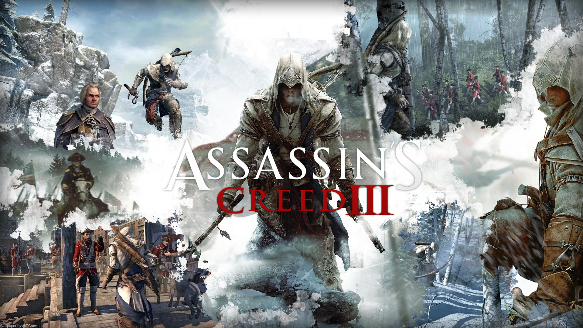 Ubisoft regala Assassin's Creed III per PC