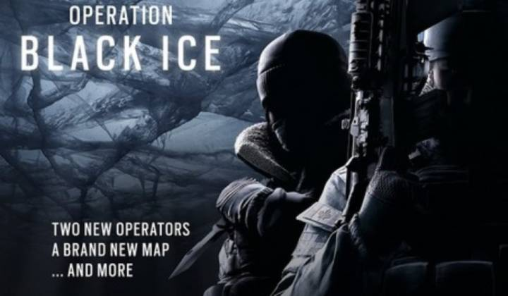 L'update gratuito Operation Black Ice per Tom Clancy's Rainbow Six Siege è ora disponibile