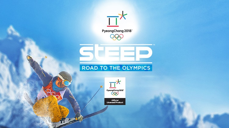 steep road to olympics