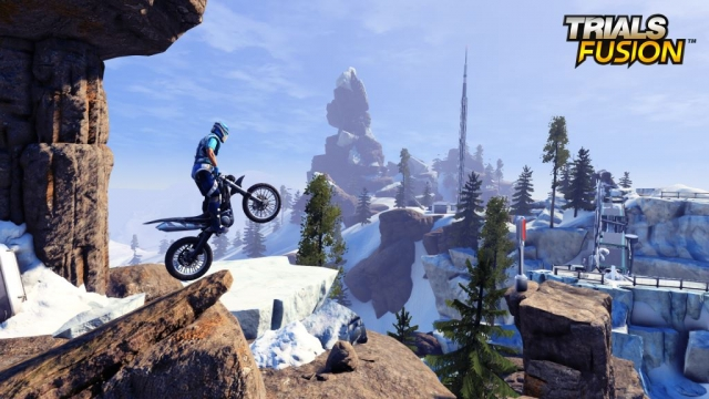 Trials Fusion - Screenshot1