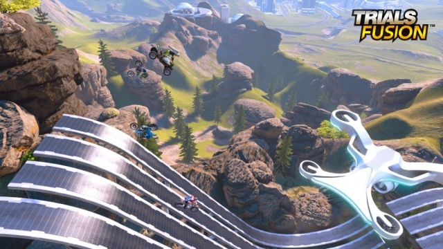 Trials Fusion - Screenshot Multiplayer