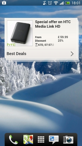 WIDGET HTC DEAL