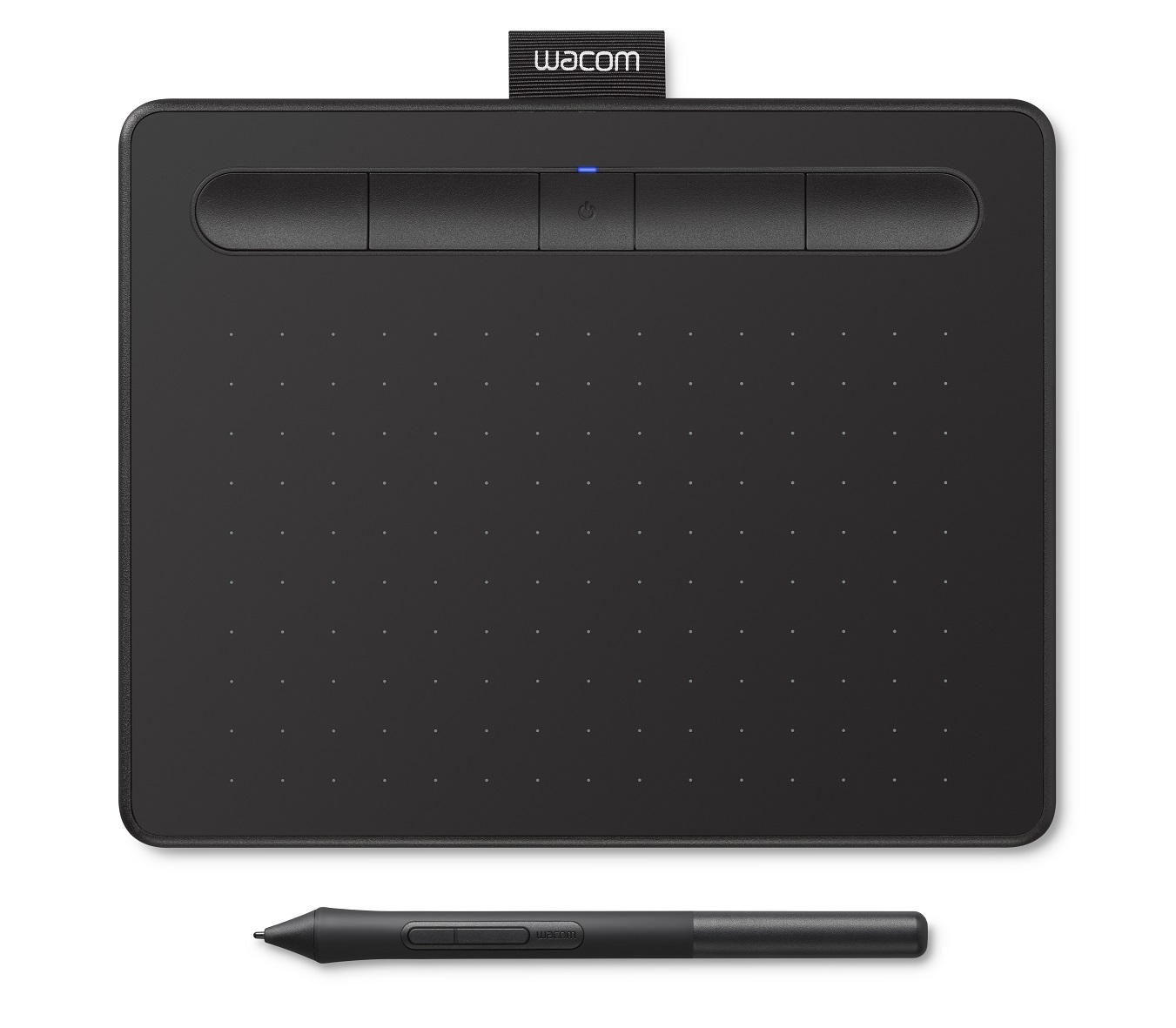 Intuos Small Black Pen Below wBT