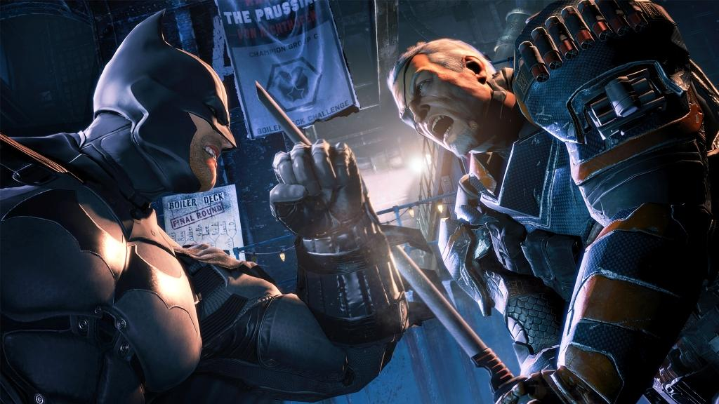 Batman Arkham Origins: Deathstroke: il trailer in italiano