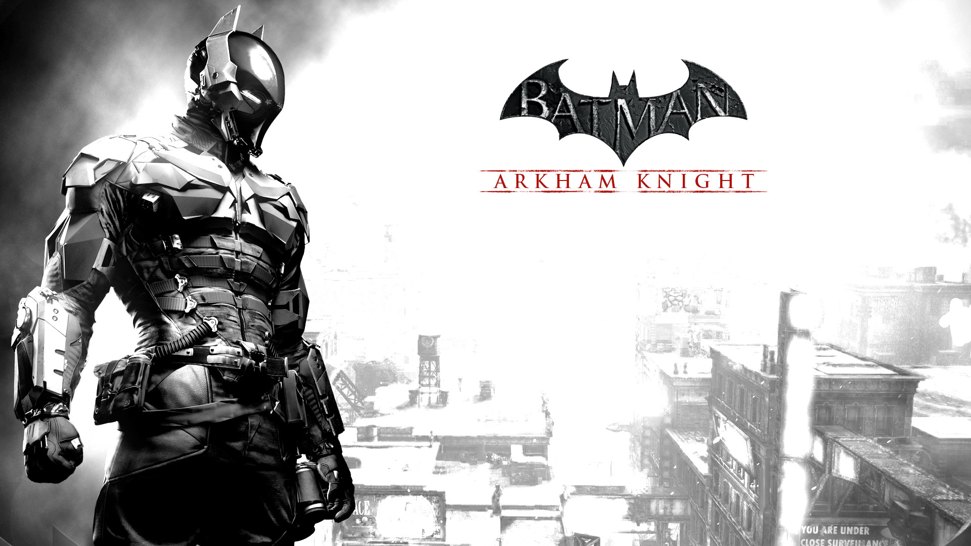Batman: Arkham Knight nuova data di uscita e filmato di gameplay