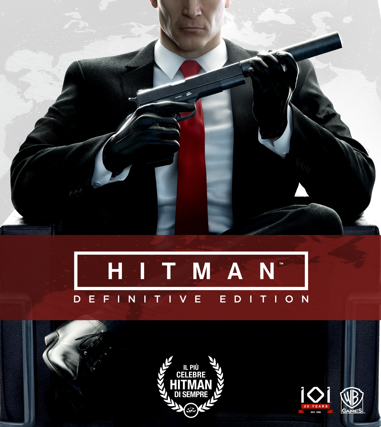 HITAMAN Definitive Edition