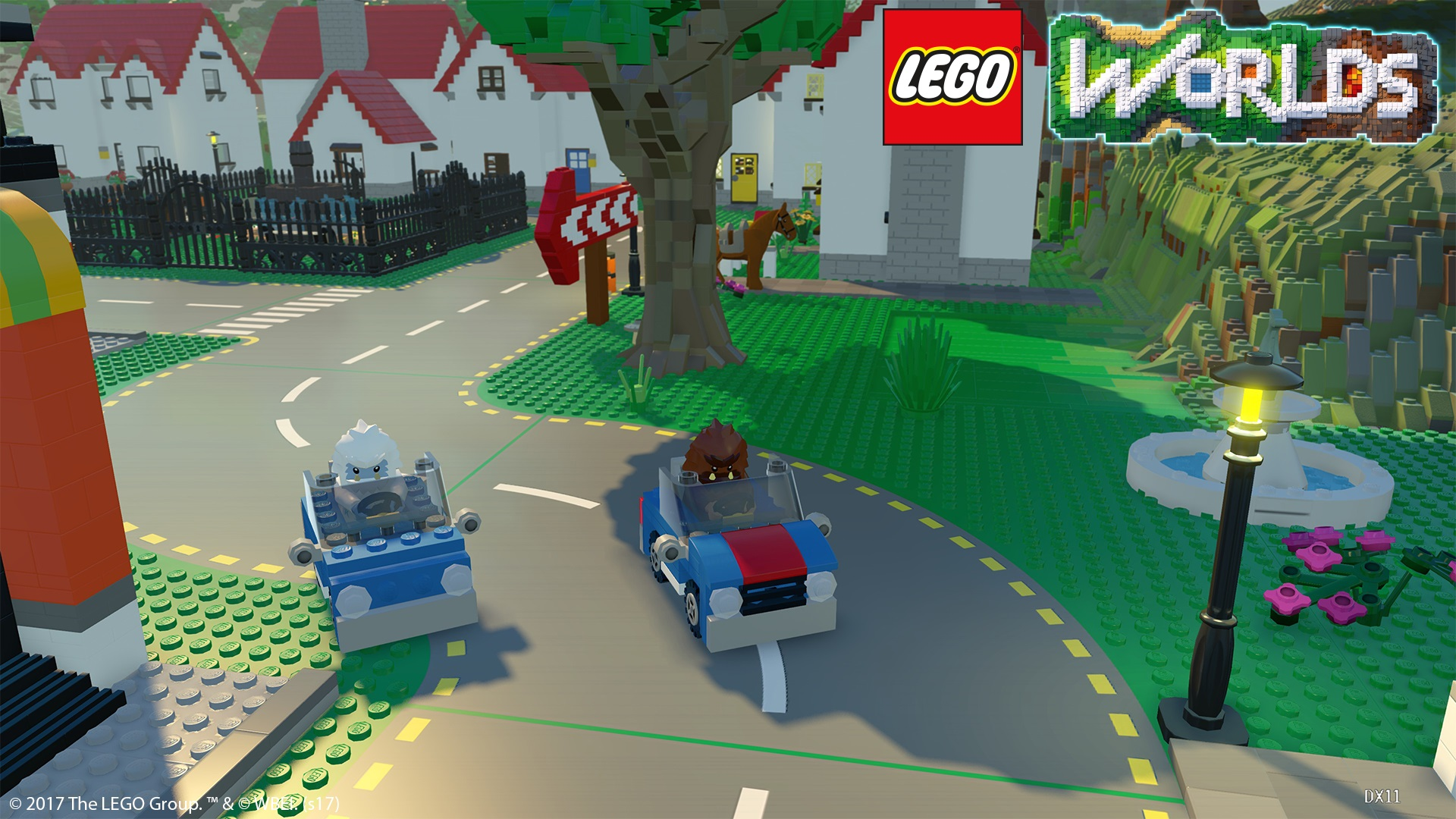 LEGO Worlds Online MP 1